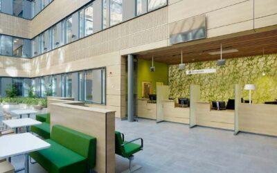 Forum Vårdbyggnad samfinansierar förstudie
